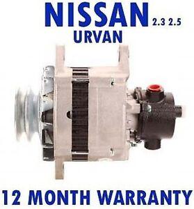 Nissan Urvan Dose Bus 2 3 2 5 D 1988 1989 1990 1991 1997