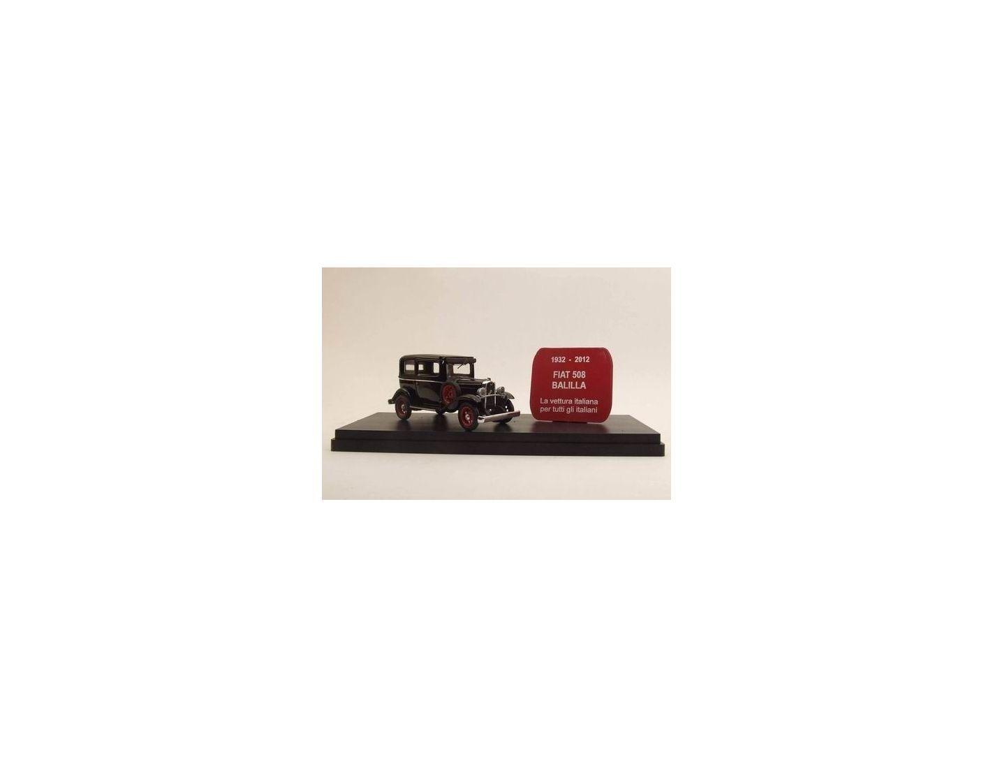 Rio 4372 FIAT 508 BALILLA 1932-2012  Modellino