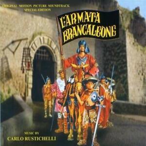 Carlo Rustichelli - L'Armata Brancaleone (Lp+Cd)
