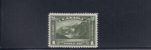 CANADA-1930-31-SG-303-1-00-Mt-Edith-Cavell-VF-MH