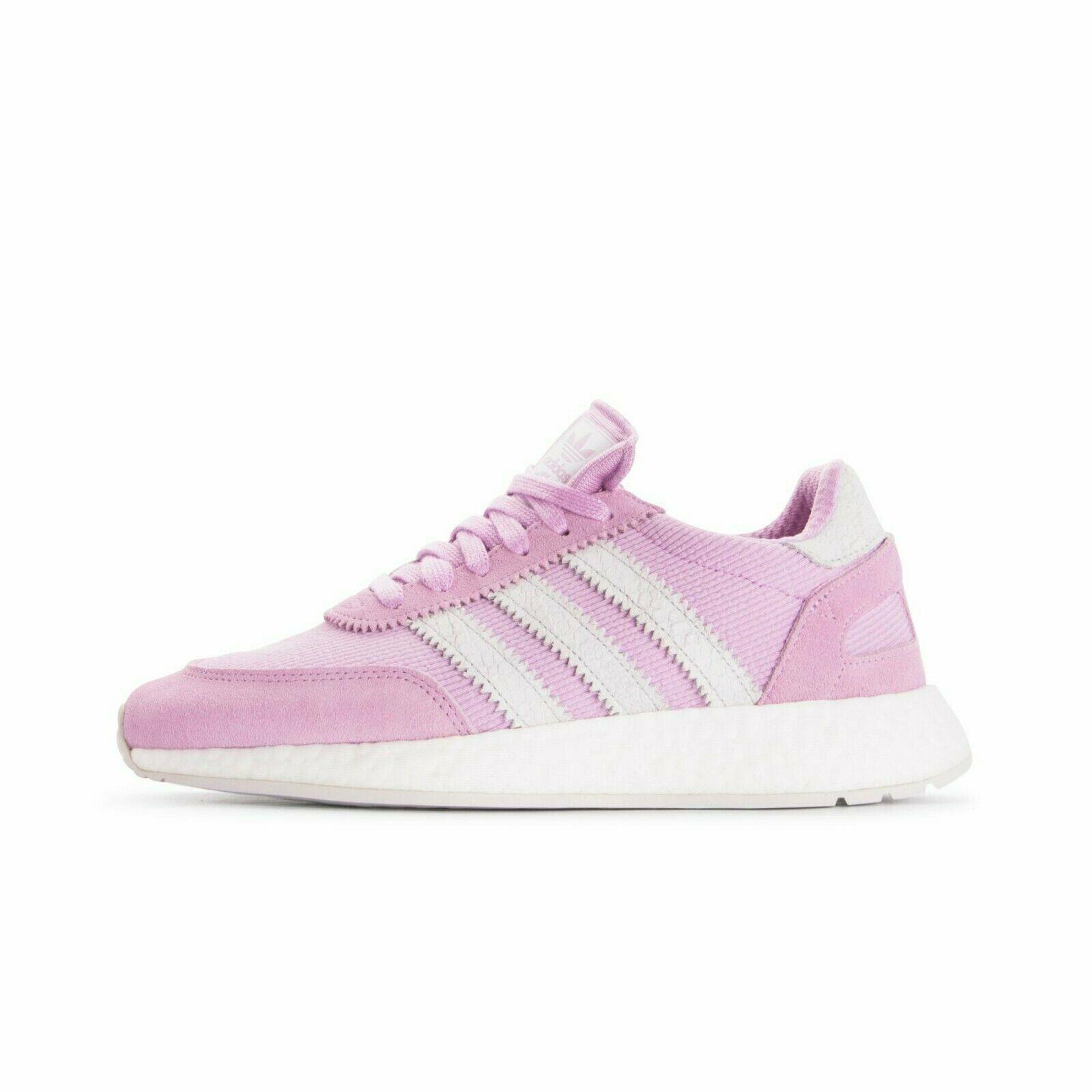 Women adidas I-5923 Clear purplec Crystal White D96619