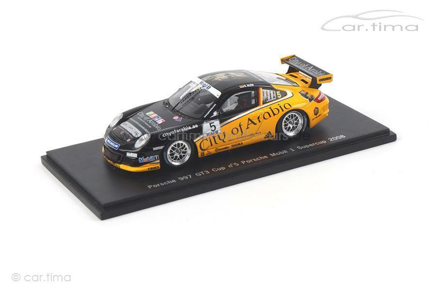 Porsche 911 (997) gt3 Cup Supercup 2008-Uwe Alzen - 1 of 300-Spark - 1 43