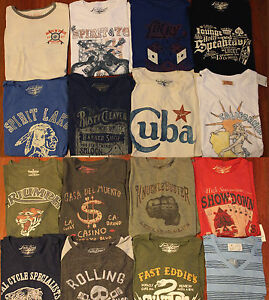 NWT-LUCKY-BRAND-Mens-Short-Sleeve-Graphic-Tee-T-Shirt-Pick-A-Size-S-M-L-XL-XXL