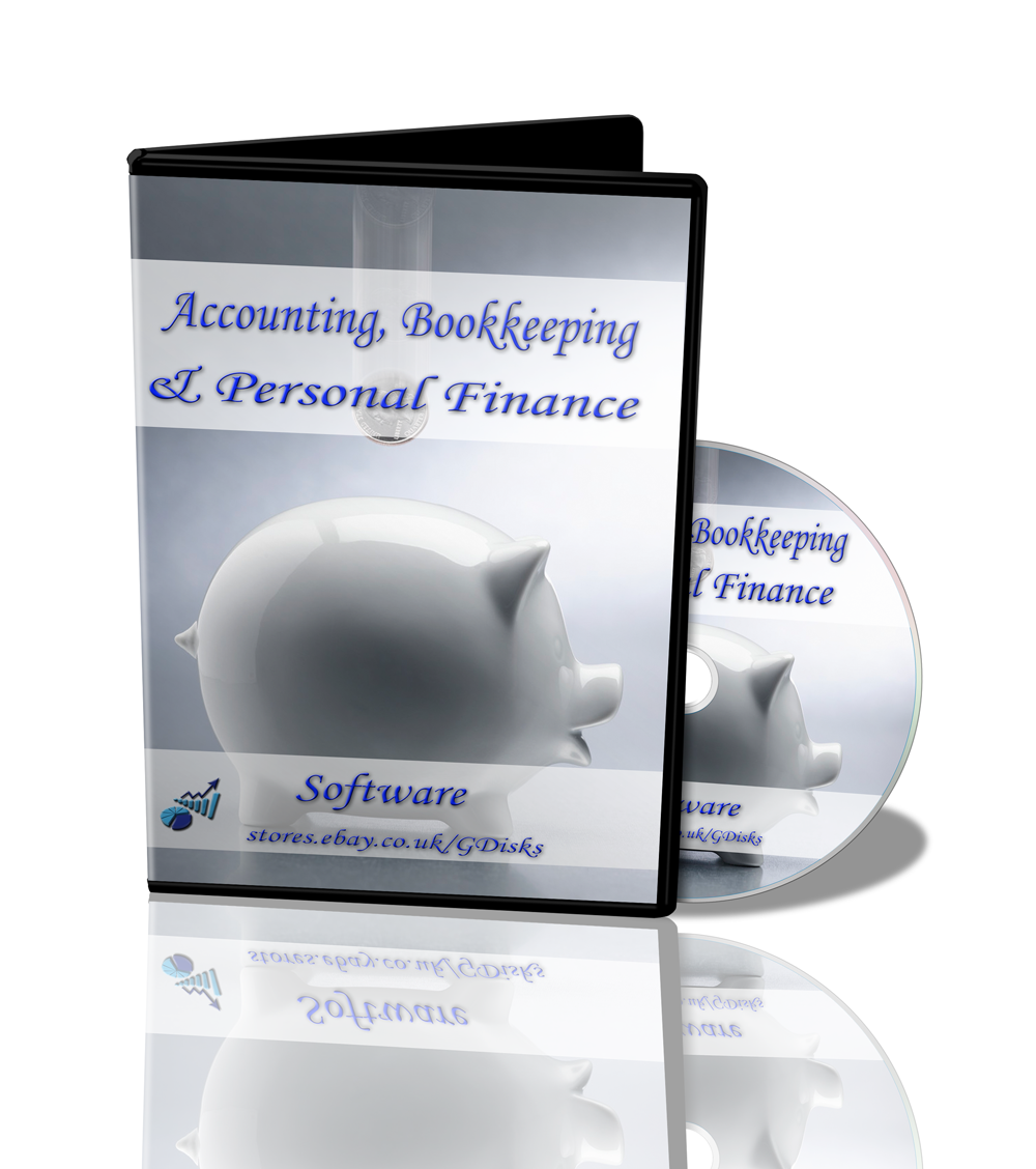 Details about Small Business Accounting Software, Personal Finance &  Bookkeeping, VAT, TAX