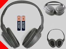 1 Wireless DVD Headset for Dodge Grand Caravan Vehicles : New Headphone