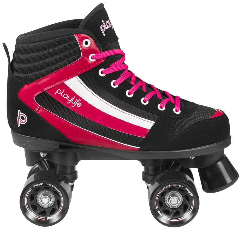 Powerslide Playlife Groove Rosa Woman Quad Skates Rollschuhe Rollerskates