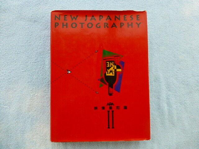 New Japanese Photography : APA II (1992, Hardcover) w/ Dust Jacket