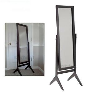 large free standing bathroom mirror floor length large vanity mirror cheval free standing 23620