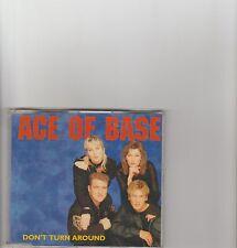 ACE OF BASE-Don't Turn Around UK cd single