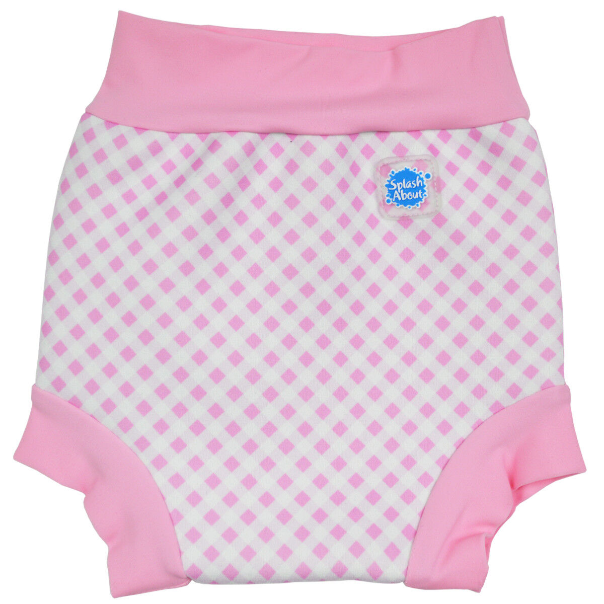 Splash About Happy Nappy BRAND NEW SEALED Pink Blossom Medium size 3-8 Months