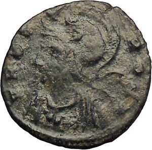 Constantine-I-the-Great-ROME-COMMEMORATIVE-Ancient-Roman-Coin-Soldiers-i28990