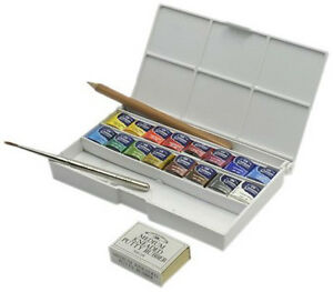db0534c02d70 Image is loading Winsor-amp-Newton-Cotman-Watercolour-Deluxe-Pocket-Box-