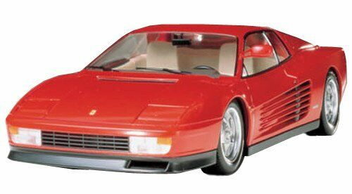 Tamiya 1/24 Sports Car Series No.59 Ferrari Testarossa Model Car 24059