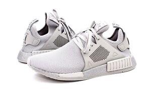 f1ad573c5 Adidas Originals NMD XR1 Shoes Grey   Silver Metallic Mens Size 9 US ...