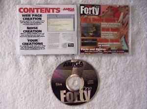 36703-disque-41-Amiga-Format-Magazine-Commodore-Amiga-1999-AF-125-7-99