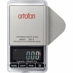 Japan-New-Ortofon-Ds-3-Cartridge-Needle-Gauge-Insurance-Shipping