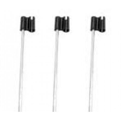 20x HR productos Metal Micro Tarjeta verdeical estacas HR-RS520 540mm plata negro  Aust marca