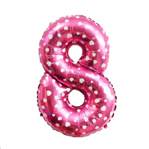 """1st 18th 21th 30th 40th 50th Happy Birthday 32/"""" Foil Balloon Helium Party favour"""