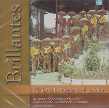 CD - Mariachi Vargas De Tecalitlan NEW Versiones Originales FAST SHIPPING !