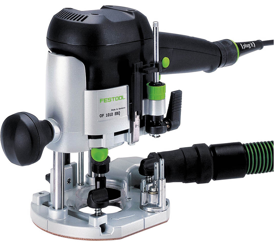 FESTOOL Tauchen Sie ein ROUTER OF 1010 EBQ 574175 ROUTING SYSTEM power tools