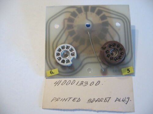 1 NOS German Wurlitzer Jukebox Printed Board # 4100013300
