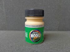 1 Fluid Oz. Jar B&O Dulux Gold Model Train Paint - Badger #16-190