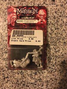 Mordheim Witch Hunter Flagellants New Warhammer Quest Old World Oldhammer