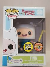 Funko Toys PoP TV Adventure Time Minecraft FINN 4in Vinyl Figure #411