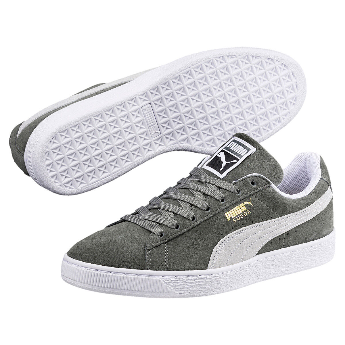 Puma ante Classic Zapatillas Unisex Low-Top gris 365347 05