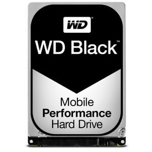 Western Digital WD Black WD5000 500GB Internal 7200RPM 2.5