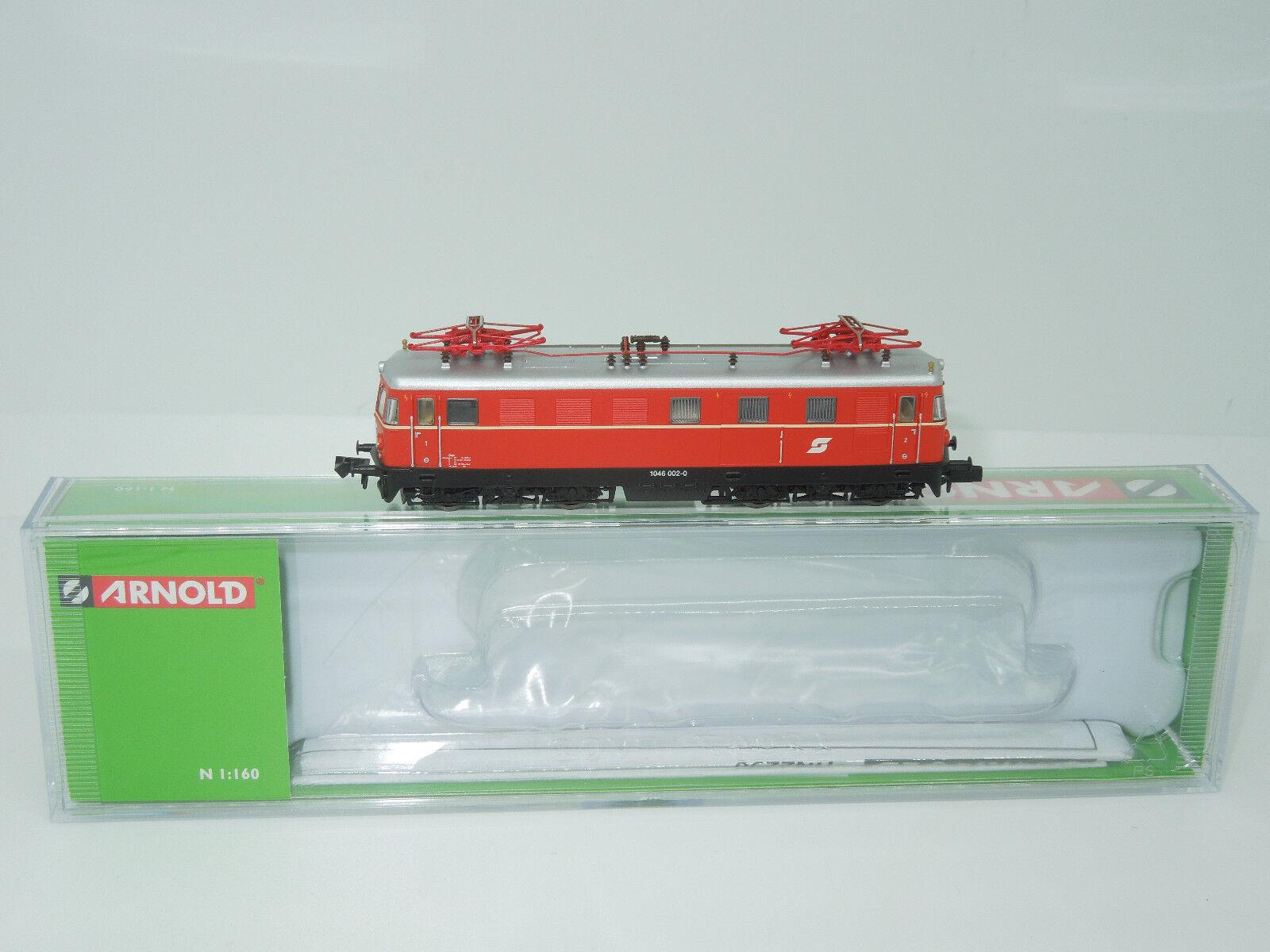 Arnold Spur N 2290 E-Lok 1046 der ÖBB bluetorange - unbespielt