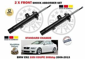FOR-BMW-E92-335i-COUPE-306bhp-2006-2013-NEW-2-X-FRONT-SHOCK-ABSORBER-SHOCKER-SET