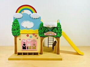 Sylvanian Families Rainbow Nursery Kindergarten School Piano Accessories