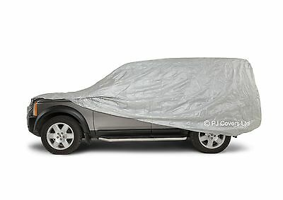 Lightweight Outdoor//Indoor Car Cover for Jaguar XJ6//12 Series 1-2 LWB