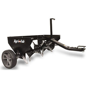 Agri-fab-45-0518-40-Inch-Pull-Behind-Plug-Aerator-for-Aerating-Lawns-and-Grass