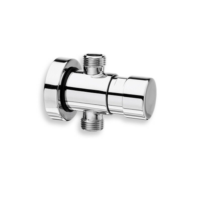 Rada T2 300 arrivée de débit de douche contrôle chrome art 1762.063