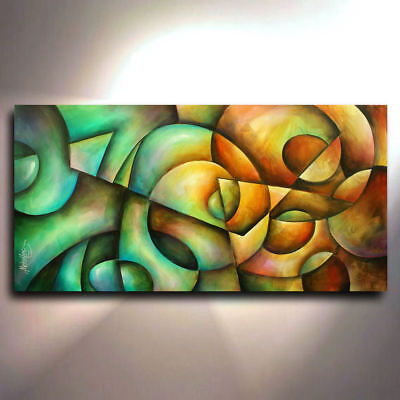 Michael Lang ART Abstract Giclee canvas print PAINTING Contemporary DECOR .....