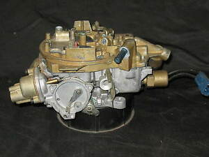 NOS-Motorcraft-Variable-Venturi-2-Bbl-Carburetor-D9PE-BGA