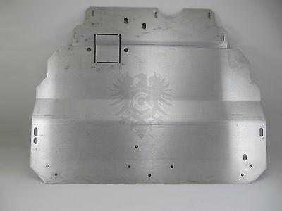 VW Evolution Osiris B7 NMS Passat TDI Diesel Aluminum Skid Plate Belly Pan 12-14