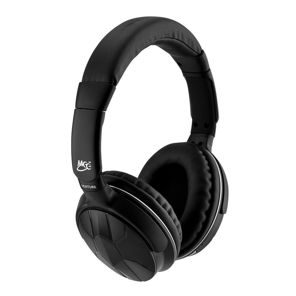 meelectronics air fi venture af52 stereo bluetooth headphones refurbished 736211199263 ebay. Black Bedroom Furniture Sets. Home Design Ideas
