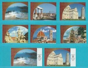 Onu-genève De 2002 ** Cachet Minr. 448-449 450-455 Italie-afficher Le Titre D'origine Vente Chaude 50-70% De RéDuction