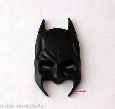 Batman Black Face Metal Sticker 3D Hyundai I10 Grand Xcent i20 Verna Accent