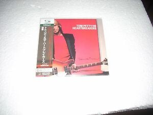 TOM-PETTY-AND-THE-HEARTBREAKERS-DOWN-THE-JAPAN-CD-MINI-LP-SHM-mastering