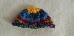 Hat-With-Ear-Holes-And-Roll-Edge-For-Approx-9-13-16-11-13-16in-Bears