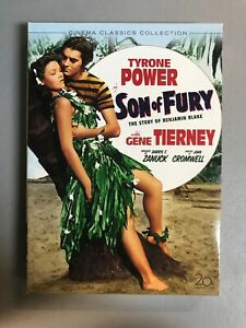 Son-of-Fury-DVD-2007-Sensormatic