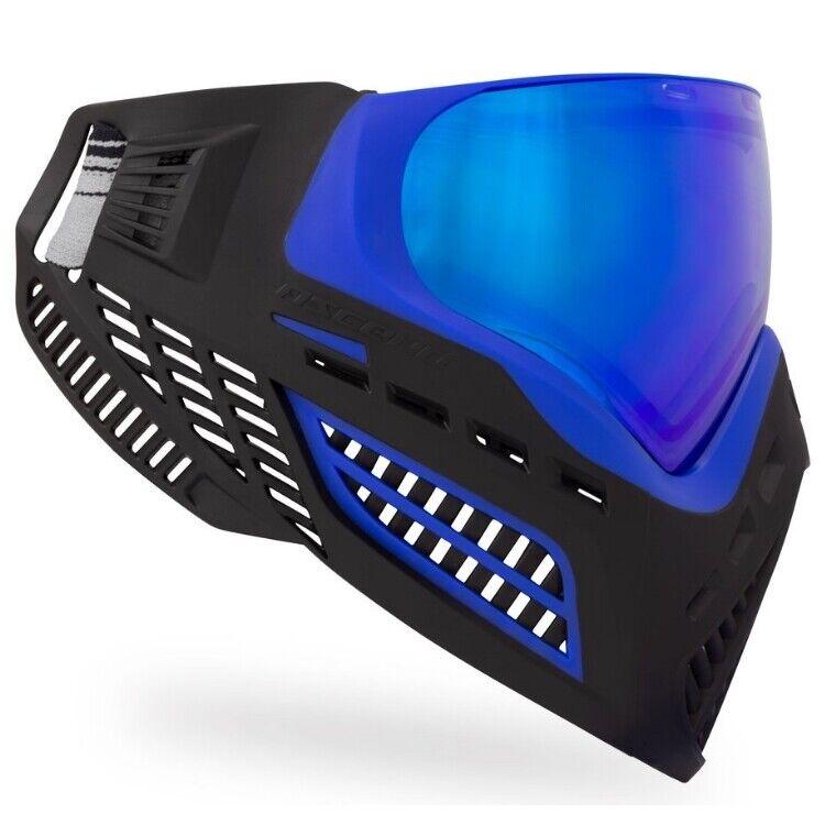 Virtue Vio Vio Vio Ascend Paintbtutti maschera blu Ice 509