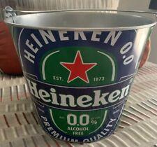 Biereimer Heineken Eis Eimer Eiseimer NEU
