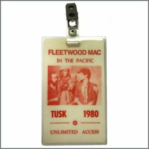 Fleetwood-Mac-1980-Tusk-Tour-Unlimited-Access-Pass-USA