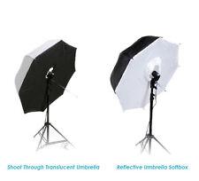 "Neewer 43"" Diameter Photography Studio Reflective Softbox Umbrella UD#20"