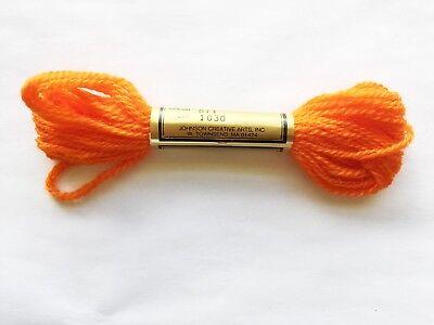 Needlepoint Yarn Paterna Paternayan Persian Wool #761 Lot 3 7.4 M Skein 3 Ply